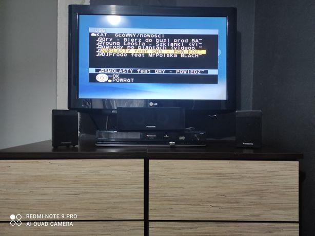Kino Domowe Panasonic SA-PT475 USB,DVD,IPOD,Radio Fm.