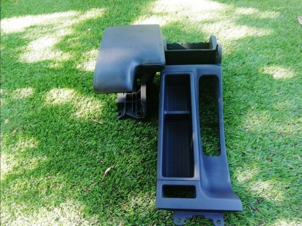 Consola central e apoio de braço bmw bmw e46