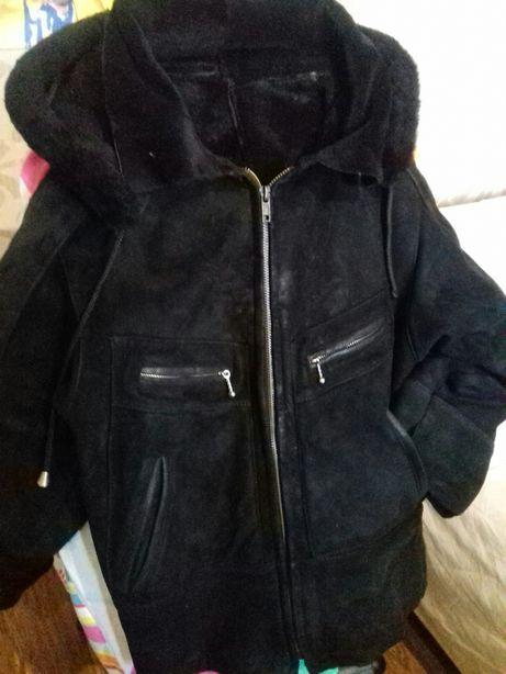 Дублёнка, пилот, пальто
