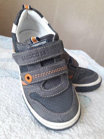 Дитяче взуття шкіряне р.25