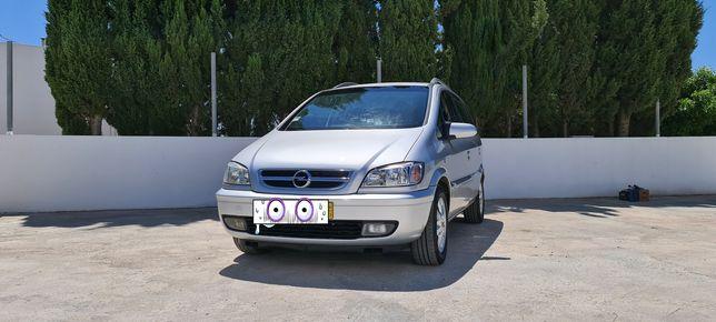 Opel Zafira 2.0 7 lugares