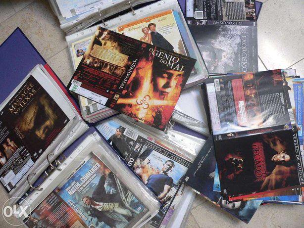 CAPAS de filmes DVD originais e com selo IGAC