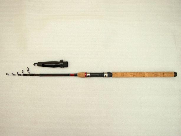 Спиннинг Daiwa Ninja-X Tele Spin 2,4м