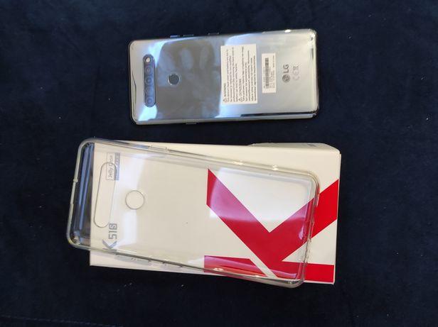 Smartfon LG K51S nowy