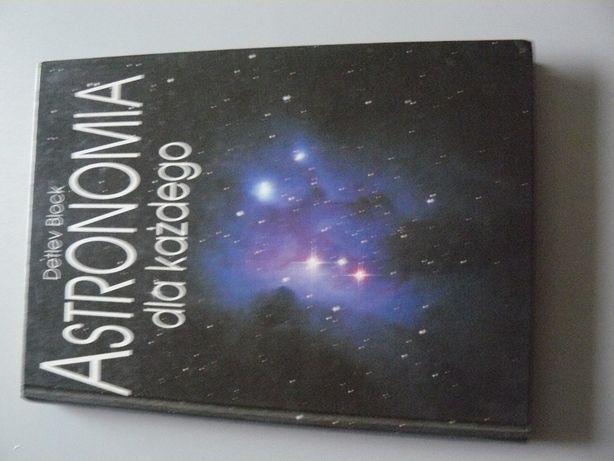 Astronomia dla każdego książka poradnik