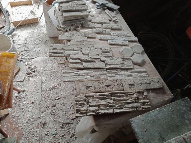 Гіпсова плитка римський камінь ,Верона, сота