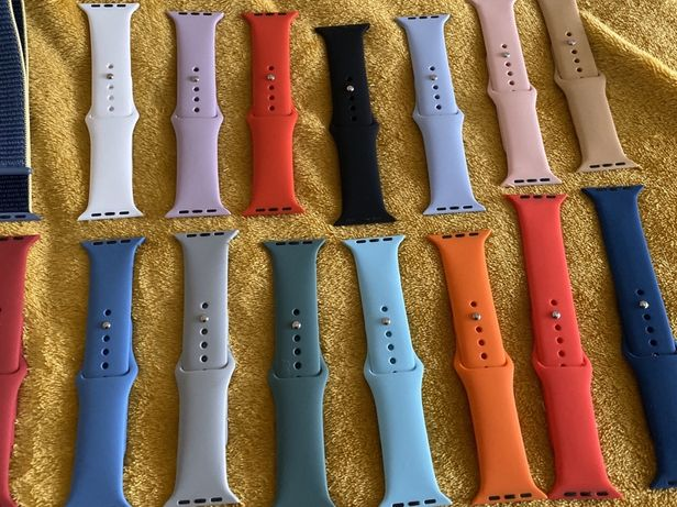 Braceletes Apple Watch Entrega Imediata