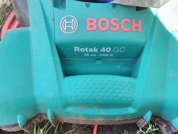 Kosiarka elektryczna Bosch Rotak 40GC