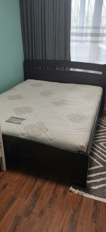 Двухспальная кровать Нова + Матрас