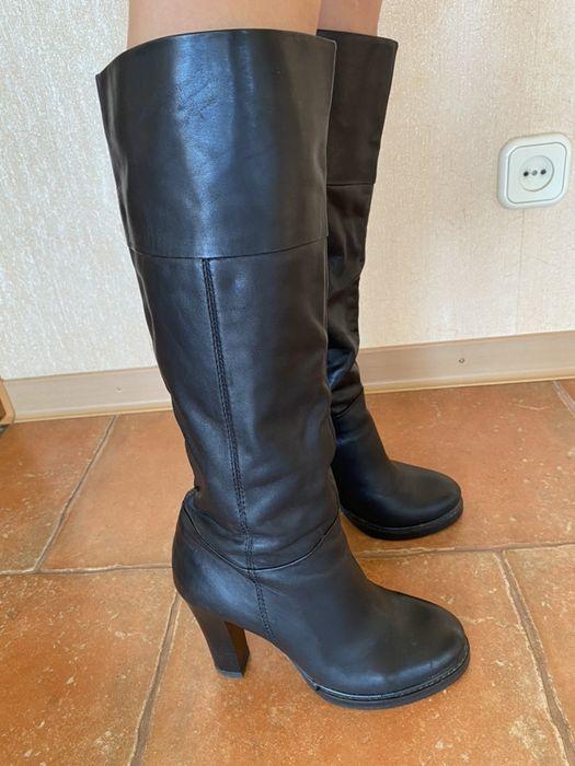 Сапоги кожаные Antonio Biaggi 35 размер Киев - изображение 1