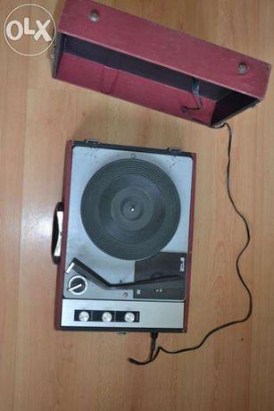 Gramofon Unitra Fonica WG 550 - sprawny zabytek