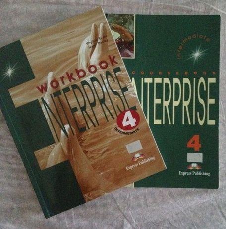 Enterprise workbook and coursebook 4