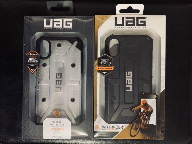 Оригінальні протиударні чохли UAG iPhone X/Xs/Xs Max