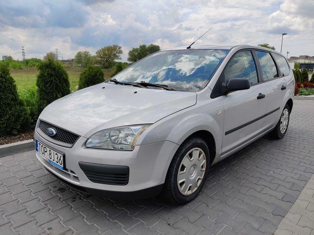 Ford Focus Mk2 kombi 1.6 TDCI 109 KM, stan bdb