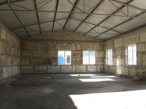 Продам новый комплекс складских помещений в г. Мелитополе