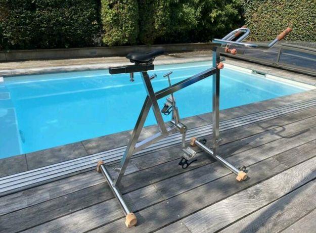 Rower treningowy - wodny. Do basenu!