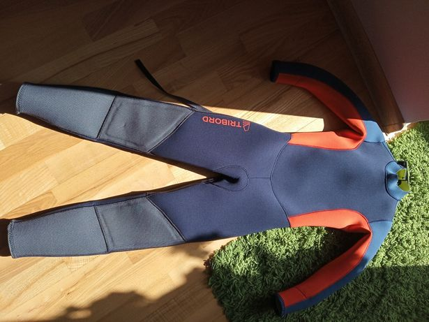 Pianka żeglarska długa Tribord z Decathlonu rozmiar 8 lat