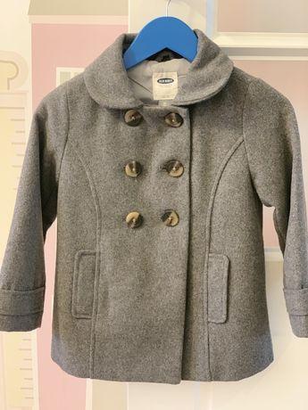 Пальто для девочки  5 лет