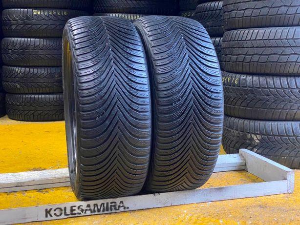 225/45 R17 Michelin, 6.7 мм, 2 шт, шины зима (215/235/40/50)