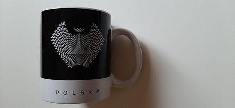 Kubek z godłem Polski