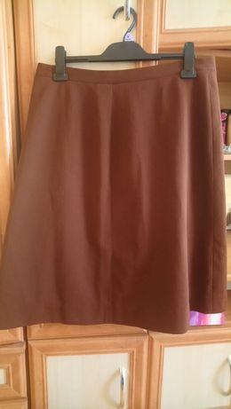 Brązowa spódnica rozmiar 2XL/3XL