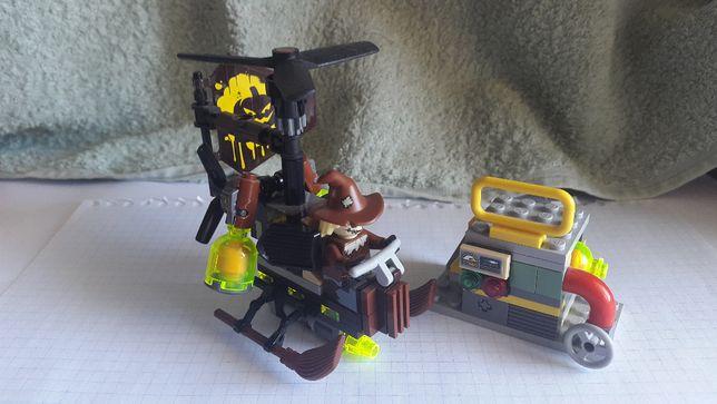 Lego Batman 70913 Scarecrow Fearful Face-Off (Оригинал)