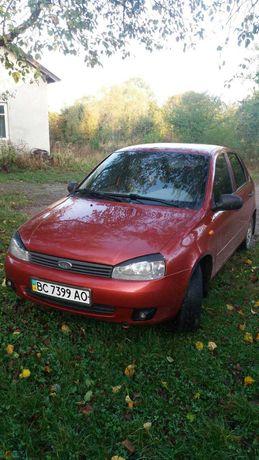 ВАЗ-1118 Lada Kalina