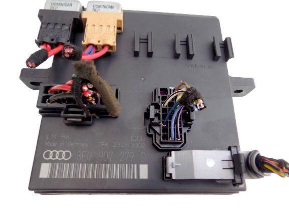 moduł sterownik świateł 8E0/907279D audi a4 b6 01-04r