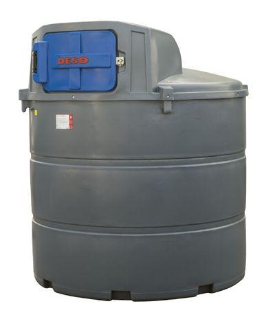 Dwupłaszczowy zbiornik ON DESO-KINGSPAN Premium 2350L pow. świdnicki