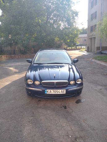 Jaguar X-Type Sport edition