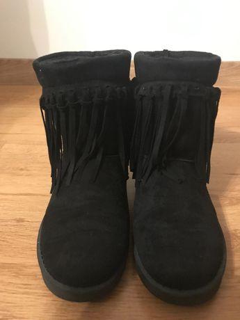 Buty Emu z frędzelkami