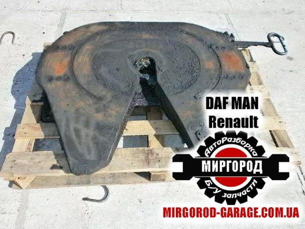 Седло DAF MAN Renault/ сідло ман даф рено разборка
