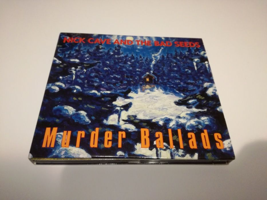 Nick Cave and the Bad Seeds Murder Ballads CD+DVD Sobocisko - image 1