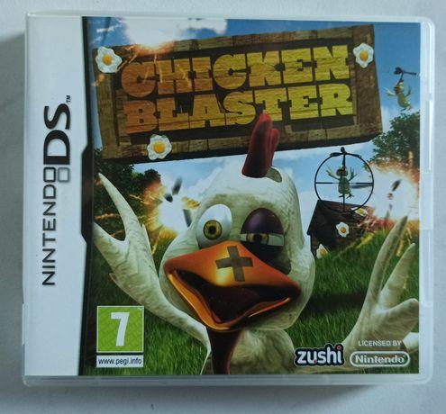 Vendo jogo 3DS Chicken Blaster