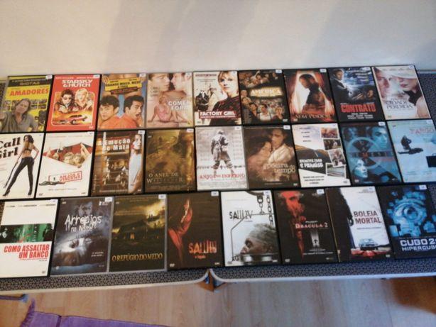 Filmes Dvd de Terror & Outros (Unidade)