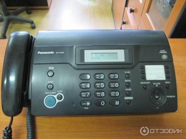 продам факс Panasonic KX-FT934