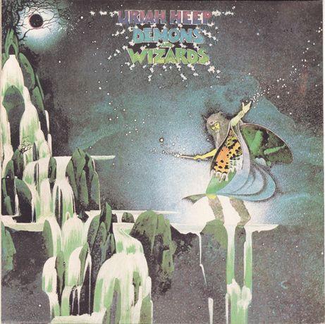 винил Uriah Heep – Demons And Wizards