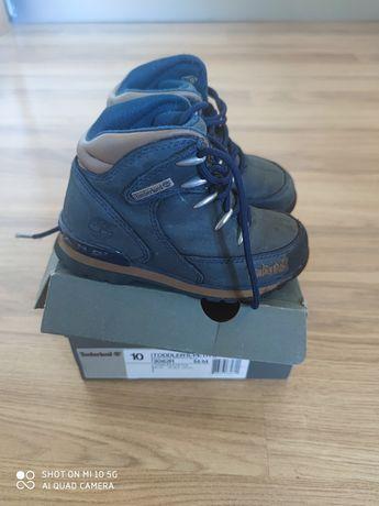 Timberland zimowe buty trapery śniegowce wodoodporne skórzane 27