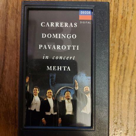 DCC, Carreras, Domingo, Pavarotti, bdb