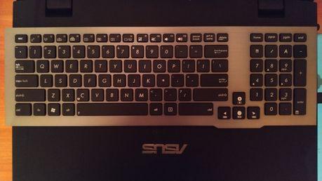Клавиатура ноутбука Asus g75