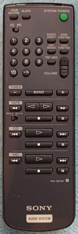 Sony RM-SE7AV pilot do CD MD Tape AV Video TV Tuner wzmacniacz