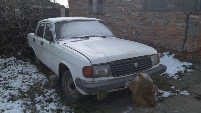 Автомобиль ГАЗ 31029 Волга