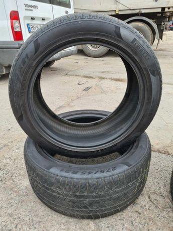 Шины/покрышки зимние 275/45/21 Pirelli
