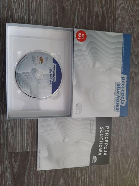Percepcja słuchowe CD