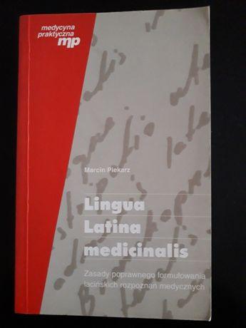 Lingua Latina Medicinalis - Marcin Piekarz