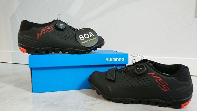Buty SHIMANO SPD SH-ME501 BOA me5 czarne 41
