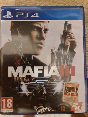 Gra PS4 Mafia 3  EN playstation 4
