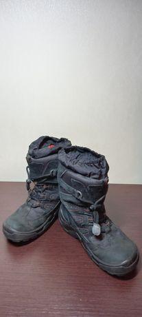 Зимние сапожки ecco, 29 размер