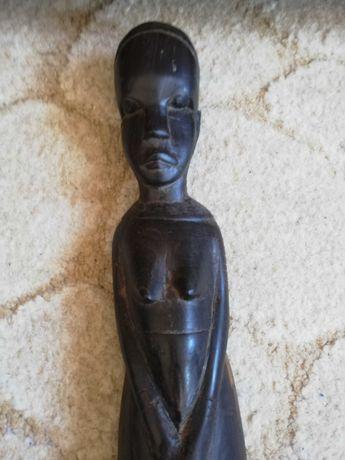 Maski afrykańskie drewniane do powieszenia na ścianę rarytas