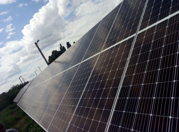 Сонячна електростанція для власного споживання..
